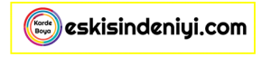 Bursa Mobilya boyama
