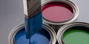 Bursa su bazlı boyama